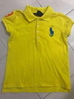 Ralph Lauren Polo Shirt for kids