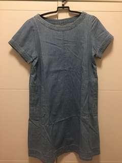Korea 韓國 jeans like shirt