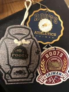 🚚 Roots徽章三件