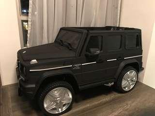 Benz 兒童電動玩具車