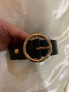 Leather Belt 3mm