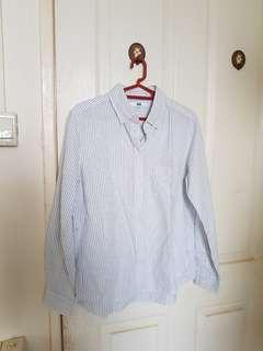 🚚 BN uniqlo office formal shirts for women