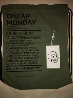 Cheap Monday Gym Bag