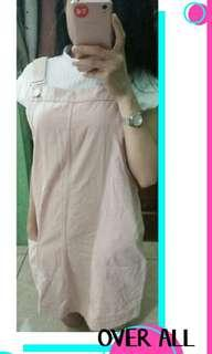 OVERALL SOFT PINK