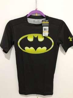 Under Armour compression shirt size small DC's Batman