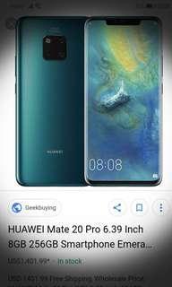 Huawei Mate 20 Pro - Green