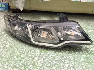 Kia Forte Headlamp Original