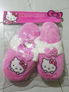 Hello kitty bedroom slippers