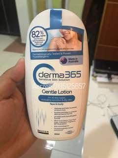 Derma365 Sensitive Skin Solution Gentle Lotion