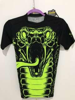 Under Armour compression shirt size small Cobra