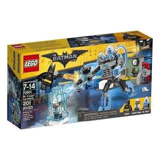 LEGO 70901 Mr Freeze Ice Attack