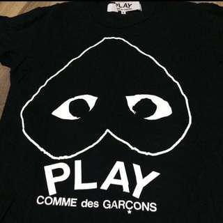 50947b2d3 comme des garcons play authentic | Men's Fashion | Carousell Singapore