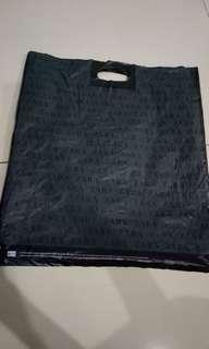 #PBIM ZARA plastic Bag Large