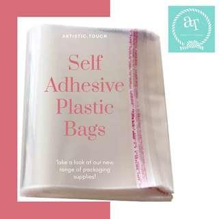 Transparent Plastic Bags for Packaging Needs