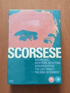 Martin Scorsese 5 Movie DVD Boxset Brand New