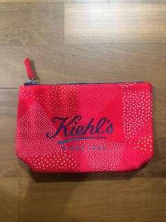 Kiehls's limited edition pouch