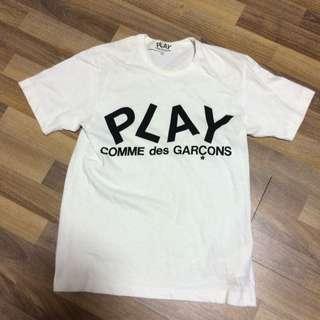 548a75203380e2 comme des garcons play authentic | Men's Fashion | Carousell Singapore