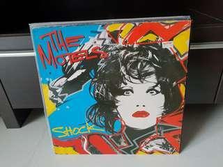 The Motels Shock Vinyl LP Original pressing