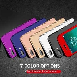 Matte Basic 360 Phone Case