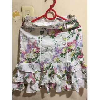 Kamiseta Flower Design Skirt