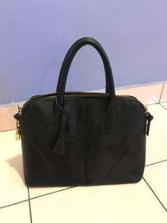 Zara Black tote handbag