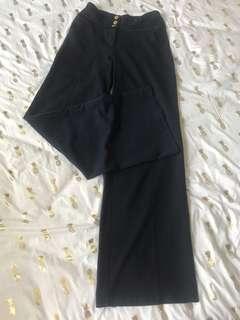 Celana biru tua