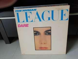 Human League Dare Vinyl LP Original pressing