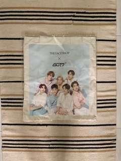 Got7 Tote bag