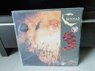 Clannad Past Present Compilation Vinyl LP Original pressing