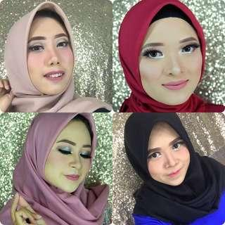 Open Booking Make up Graduation and Party