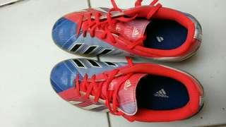 Sepatu futsal addidas original f5 messi