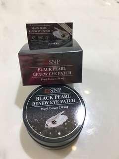 SNP Black Pearl Renew Eye Patch