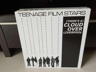 Teenage Filmstars (There's) A Cloud Over Liverpool Compilation Vinyl LP Original pressing