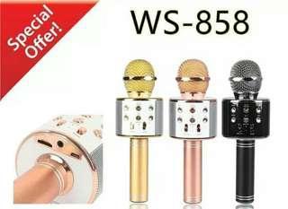 Mic Karaoke Bluetooth Wireless SS