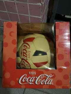 Coca-Cola限量版足球