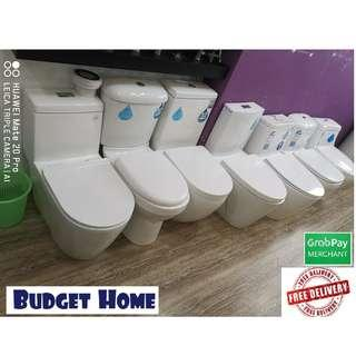FREE DELIVERY! Toilet Bowl / Wc  / Washing Closet /  Toilet / Toliet Bowl