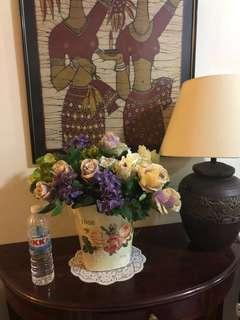 Decorative Flowers pot