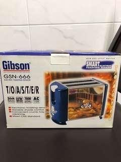 Gibson電子式溫控烤麵包機