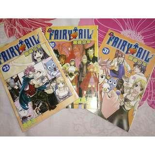 Fairy Tail 魔道少年/魔導少年 23,30,31