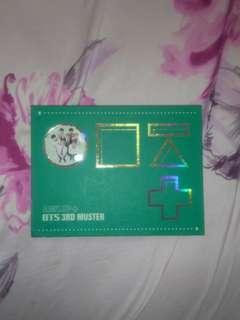 BTS 3RD MUSTER DVD
