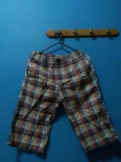 UNI QLO 童裝短褲 Children Shorts  (Children XL)