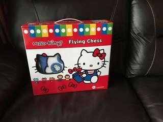 Hello Kitty 飛行棋一套只$120