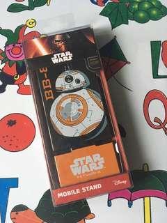 全新正版Star Wars星球大戰手機架