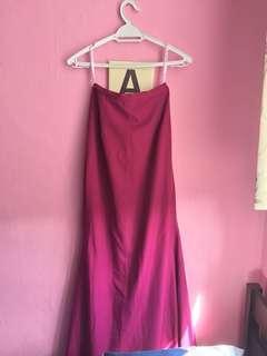REDUCED - NEW Mimpi Kita Long Skirt - M size