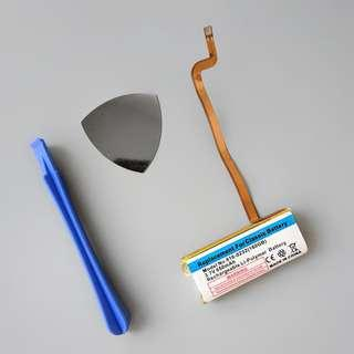 Replacement battery for Apple iPod Classic