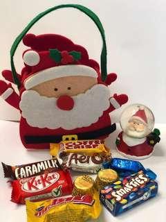 全新聖誕老人糖果套裝(送一枝聖誕老人原子筆)