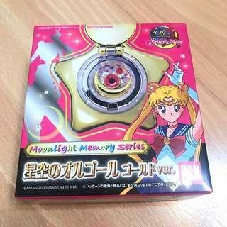 全新 100%new 日版 美少女戰士 星空音樂盒 sailor moon