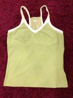 Nike FitDry training top for women