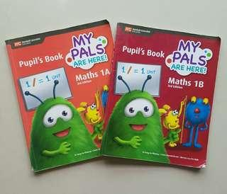 P1 MPH Math textbook