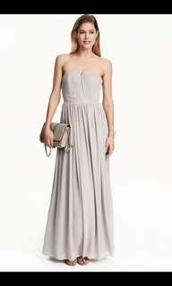 H &M Ball gown 晚裝